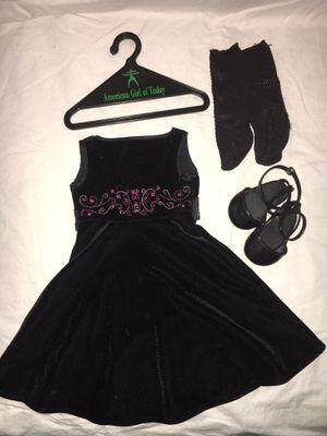 American Girl Doll Starry Night Black Velvet Outfit for Sale in Hillsboro, OR