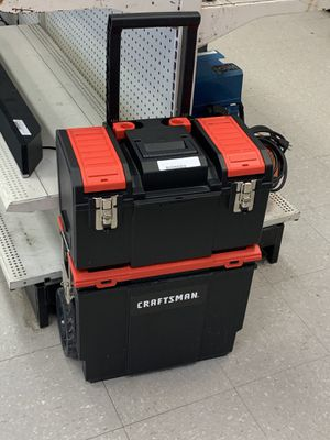 Craftsman Tool Box for Sale in Pflugerville, TX