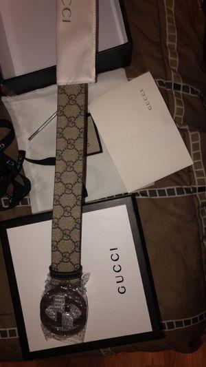 Gucci belt size 32-36 for Sale in West Jordan, UT