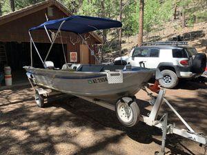 Sea Nymph Rim fishing boat for Sale in Phoenix, AZ