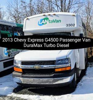 2013 Chevy Express G4500 Passenger Van for Sale in Glen Burnie, MD