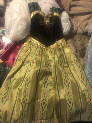 Elsa and Anna dresses for Sale in Hesperia, CA