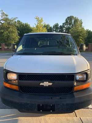 2008 Chevy express/GMC Savana 2500, with 114k miles for Sale in Bowie, MD