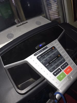 Nordictrack space saving (folding) treadmill. Lightly used for Sale in Rialto, CA