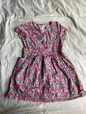 Toddler girls Carters size 4T flower dress for Sale in Chula Vista, CA