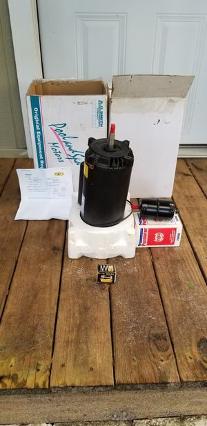 2hp Threaded Shaft Pool Pump Motor *Brand New, Never Been Used* for Sale in Brooksville, FL