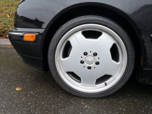 "Mercedes Benz E55 18"" AMG Monoblock wheels rims tires for Sale in Seattle, WA"