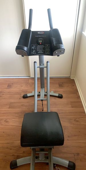 AB coaster PS500 exercise machine for Sale in Sacramento, CA