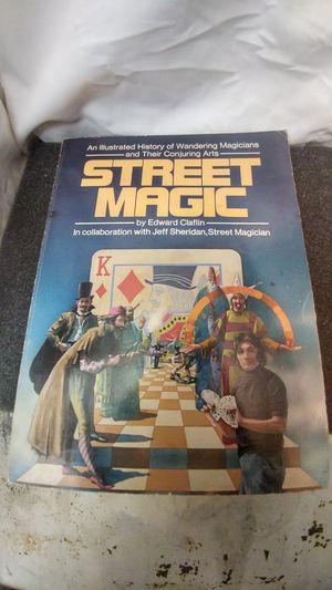 Street Magic by Edward Claflin for Sale in La Habra, CA