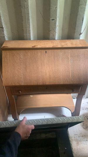 Antique Desk for Sale in Mill Creek, WA