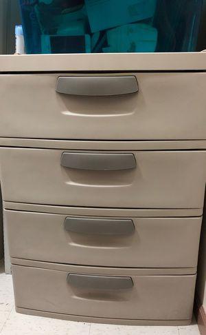 Sterilite plastic drawer for Sale in Chicago, IL