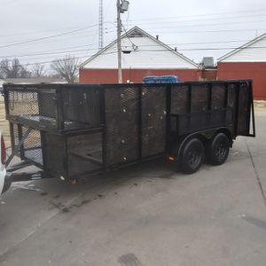 traila 16x6.5 for Sale in Oklahoma City, OK
