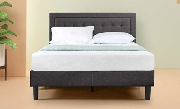 Stylish Bed, LIKE NEW!