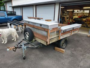 Utility Trailer for Sale in Renton, WA