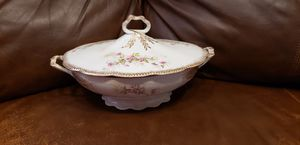 """ANTIQUE BOWL WITH LID """"The Angelus"""" by the Homer Laughlin China Company for Sale in Tucson, AZ"""