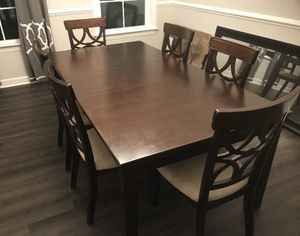 Dining table set for Sale in Holly Springs, NC