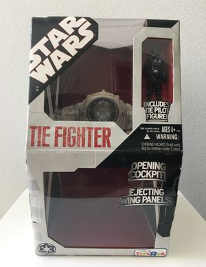 Star Wars 30th Anniversary   Tie Fighter   Toys R Us Exclusive for Sale in Los Angeles, CA