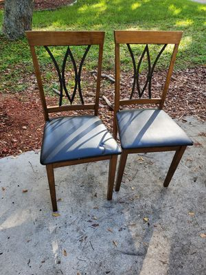 Sets of Vintage Sitting Chairs .....Swipe for Sale in Orlando, FL