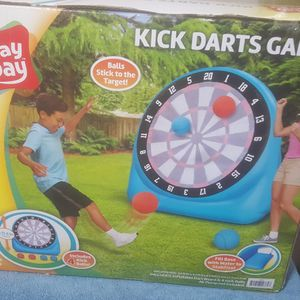 Play Date Giant Kick Darts Game for Sale in Chicago, IL