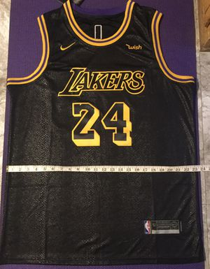 Los Angeles Lakers Jersey Kobe Bryant Brand New SIZE XL (52) for Sale in Los Angeles, CA