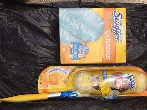 Swiffer Duster Pet Kit, 6 feet handle for Sale in Arlington, TX