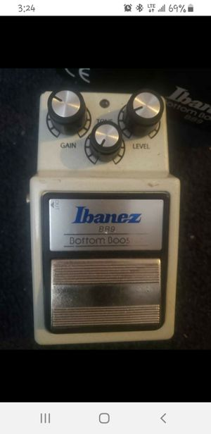Ibanez Bottom Booster for Sale in Phoenix, AZ
