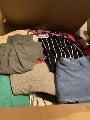 Woman's clothes full box size medium good condition serious interested only please for Sale in Norcross, GA
