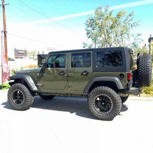 Jeep Wrangler Sahara , 93k miles , Clean title for Sale in Murrieta, CA