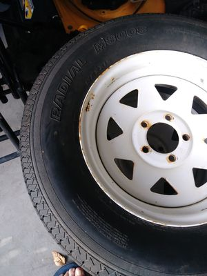 Maxxis M8008 Radial Trailer Tire for Sale in Clearwater, FL