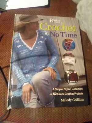 Crochet Book for $5 for Sale in Peoria, IL