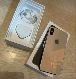 IPhone X MAX. for Sale in Los Angeles, CA