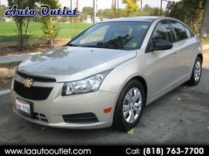 2012 Chevrolet Cruze for Sale in North Hollywood, CA