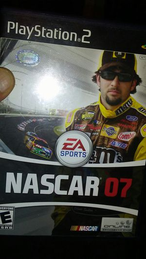 Nascar 07 ps2 for Sale in Madera, CA
