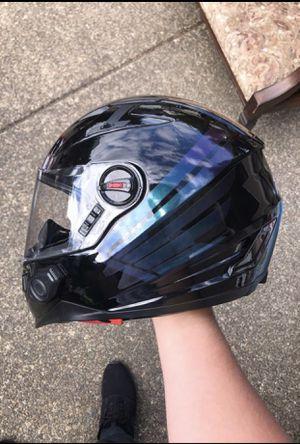 BILT techno 2.0 Bluetooth DOT motorcycle helmet for Sale in Clackamas, OR