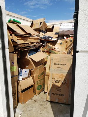 Car board to recycle free for Sale in Wellington, FL