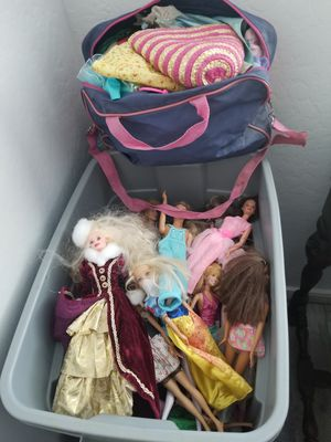 Barbie collectables for Sale in Phoenix, AZ