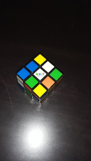 Rubik's Cube 3 x 3 Puzzle Game for Kids Ages 8 and Up for Sale in Severna Park, MD