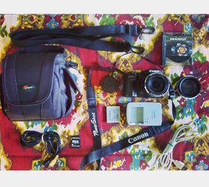 Canon Digital Camera Bundle! for Sale in Eugene, OR