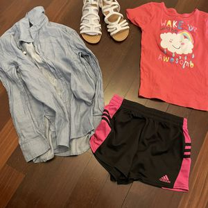 Girls Clothes & Sandals for Sale in San Jose, CA
