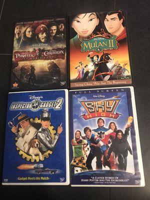 Disney DVDs for Sale in Closter, NJ