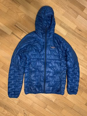 Patagonia micro puff hoody: men's medium for Sale in Denver, CO