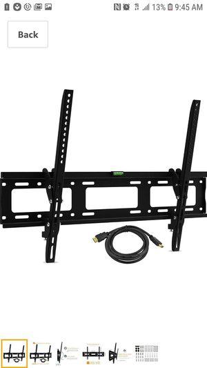 TV wall mount 40-70 inch for Sale in San Bernardino, CA