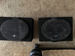 Clarion Pro Audio 6x9's for Sale in Vancouver, WA