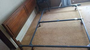 King size bed frame for Sale in Lamar, IN
