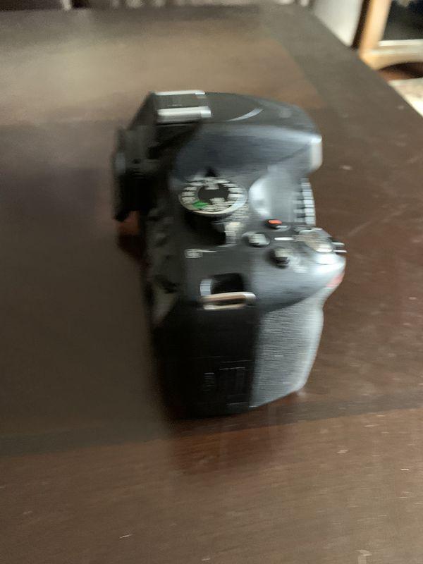 Nikon D5100 DSLR Camera (Body Only)