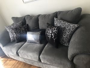 Beautifull gray sofa for Sale in Rockville, MD