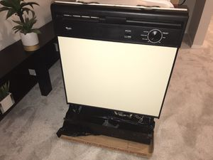 Free Whirlpool Dishwasher - available on Tue 7/16 for Sale in Mesquite, TX