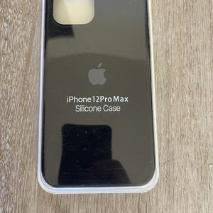 iPhone 12 Pro Max Silicone Case for Sale in Albany, CA