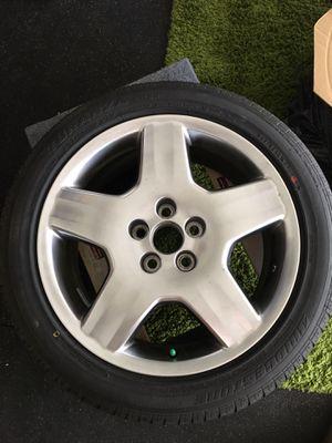 "Pair of Lexus Ls430 18"" sport 5 spoke wheels for Sale in Long Beach, CA"