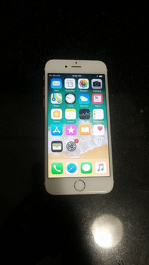 Iphone 6s 64gb unlocked for Sale in Lawndale, CA